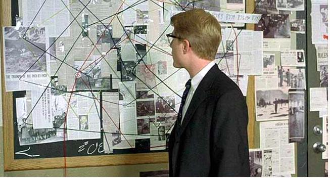 link analysis wall