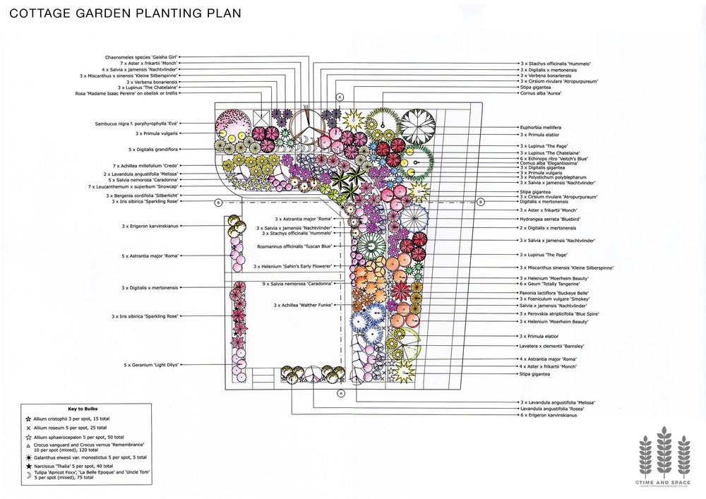 Portfolio Time And Space Garden And Planting Design York
