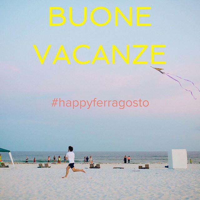 Happy #ferragosto a tutti