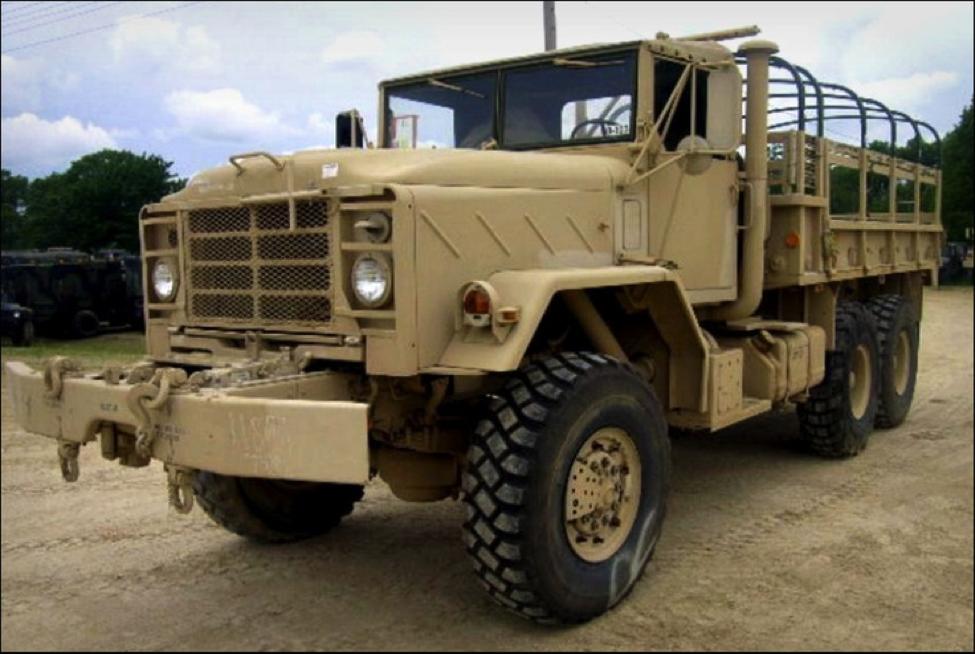 5 Ton Cargo Trucks  M923-M928 Sales
