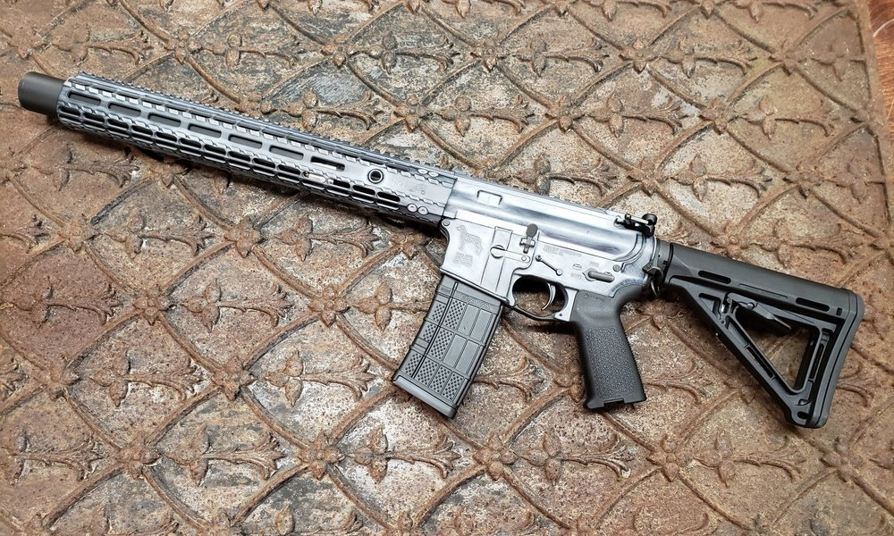 Vintorez AR in 9x39 Russian Integral Suppressed