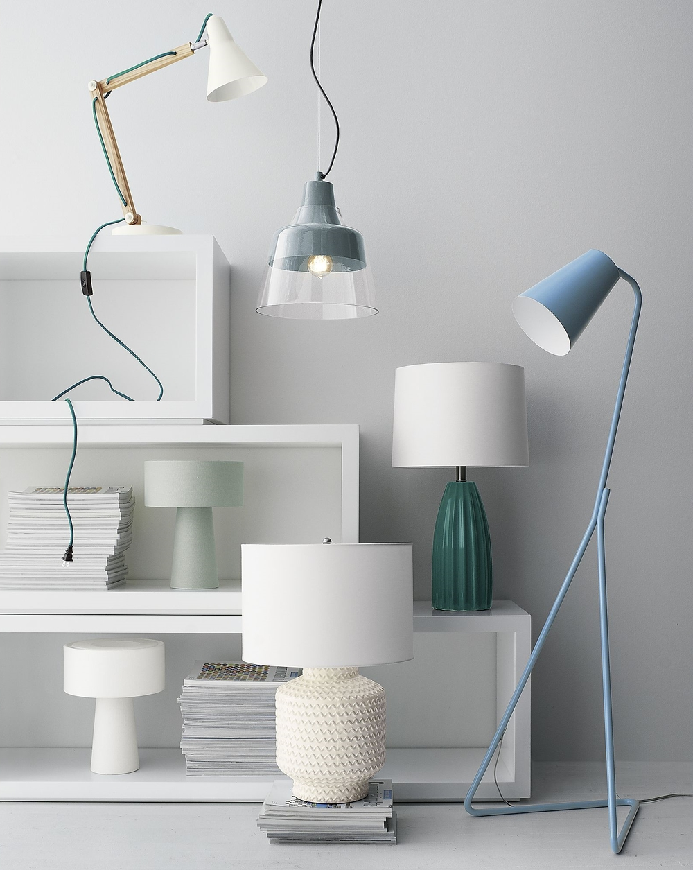 Mick Floor Lamp | Crate U0026 Barrel