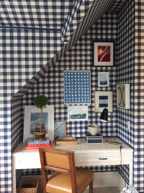 Kerry Spears Interiors - Blue and White7
