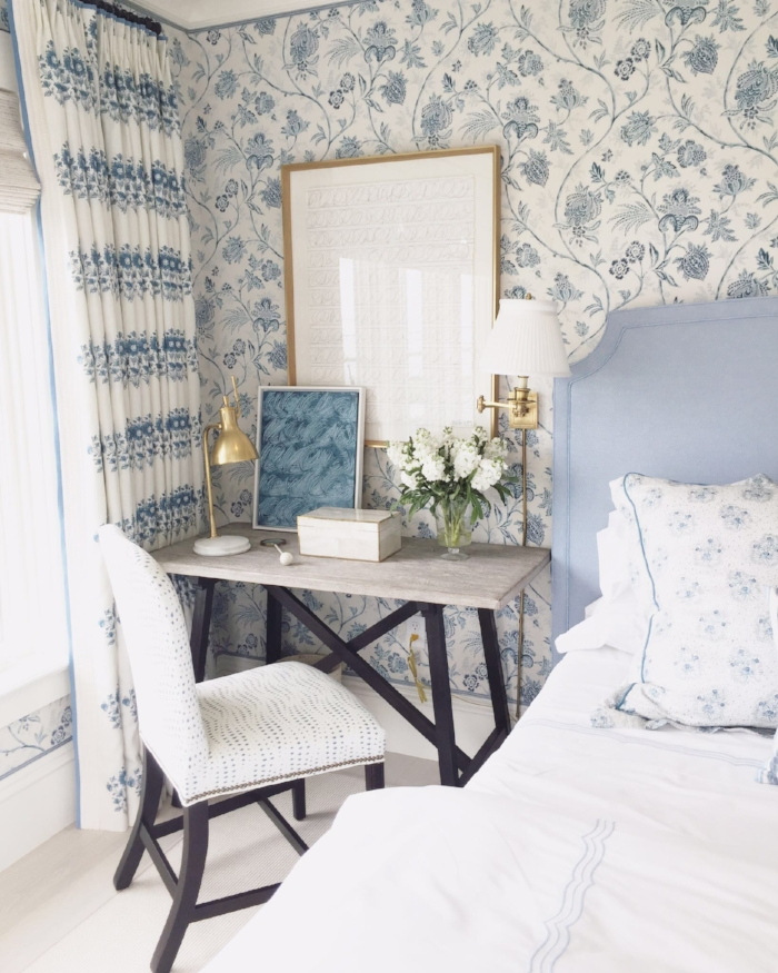 Kerry Spears Interiors - Blue and White9