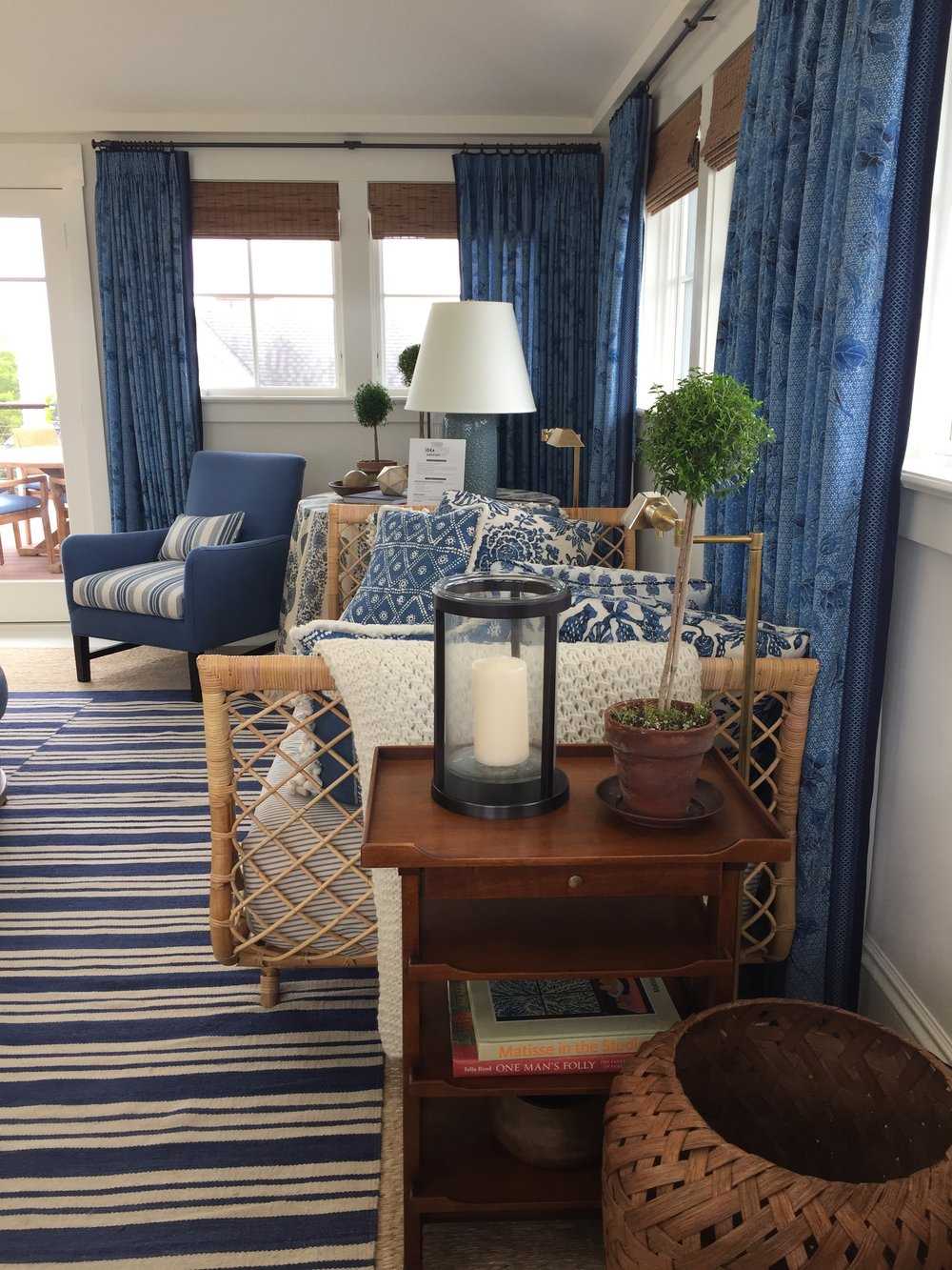 Kerry Spears Interiors - Blue and White13