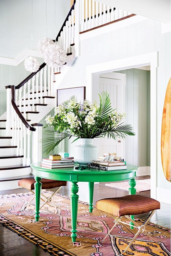 Kerry Spears Interiors - Statement Entryways6