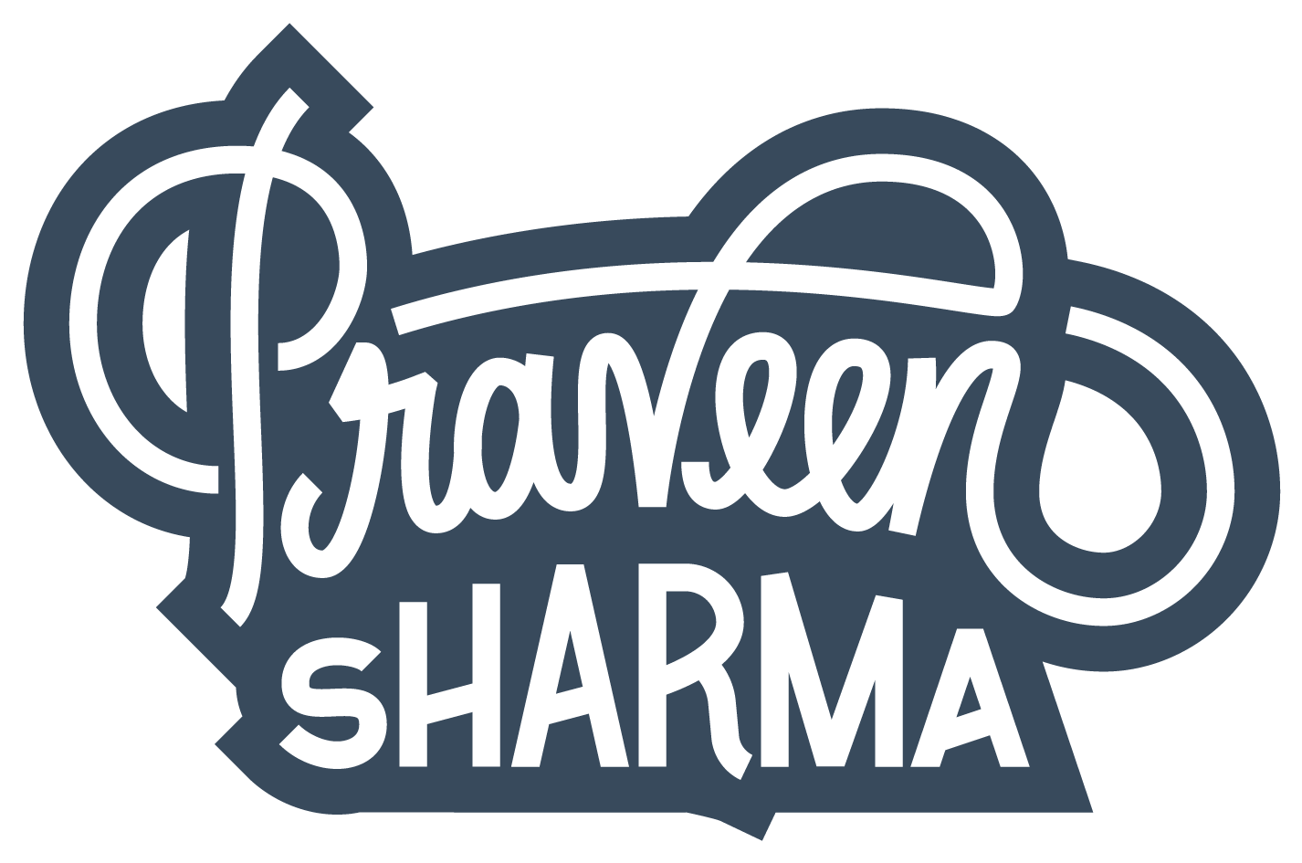 Praveen Sharma Graphic Designer