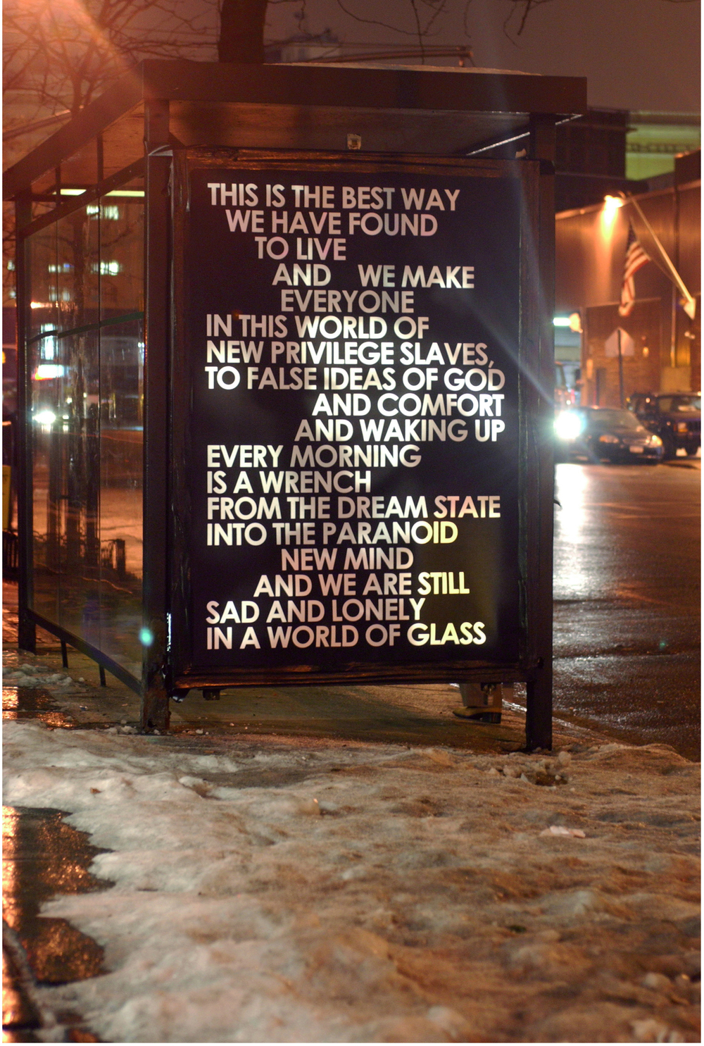 THIS IS THE BEST WAY, New York, 2006.jpg