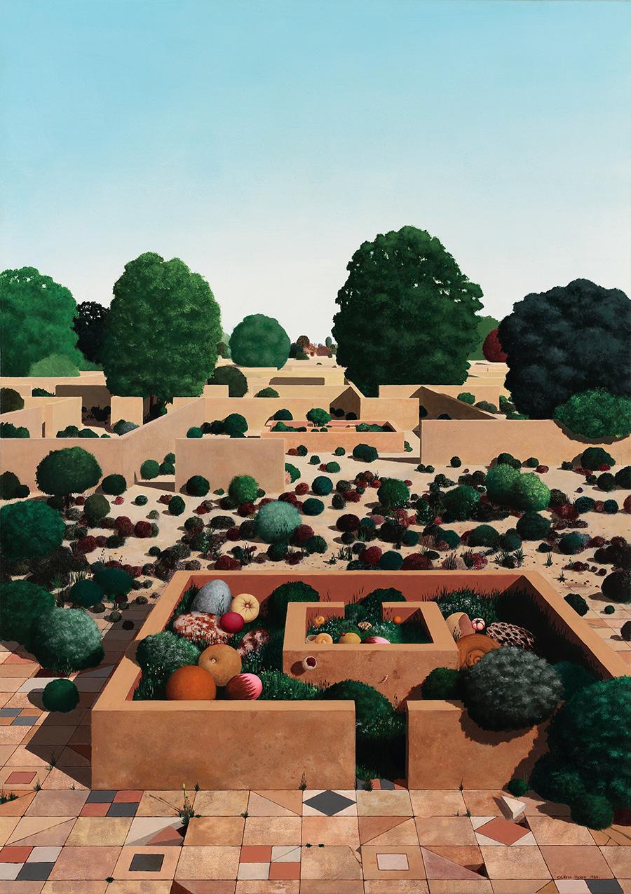 Abandoned Maze
