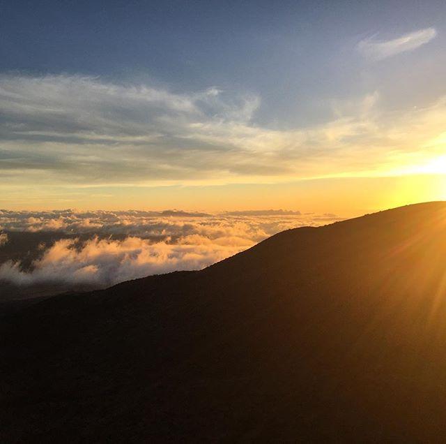 Sunset // Mauna Kea
