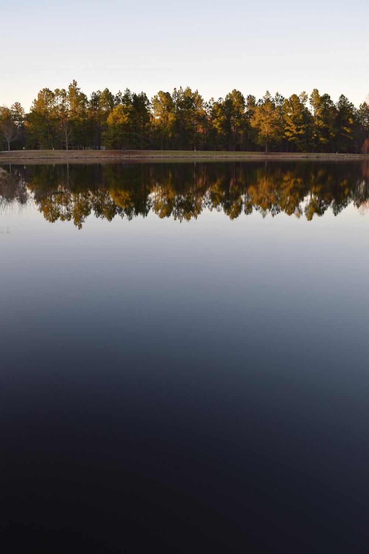 Lake on Robins AFB, GA