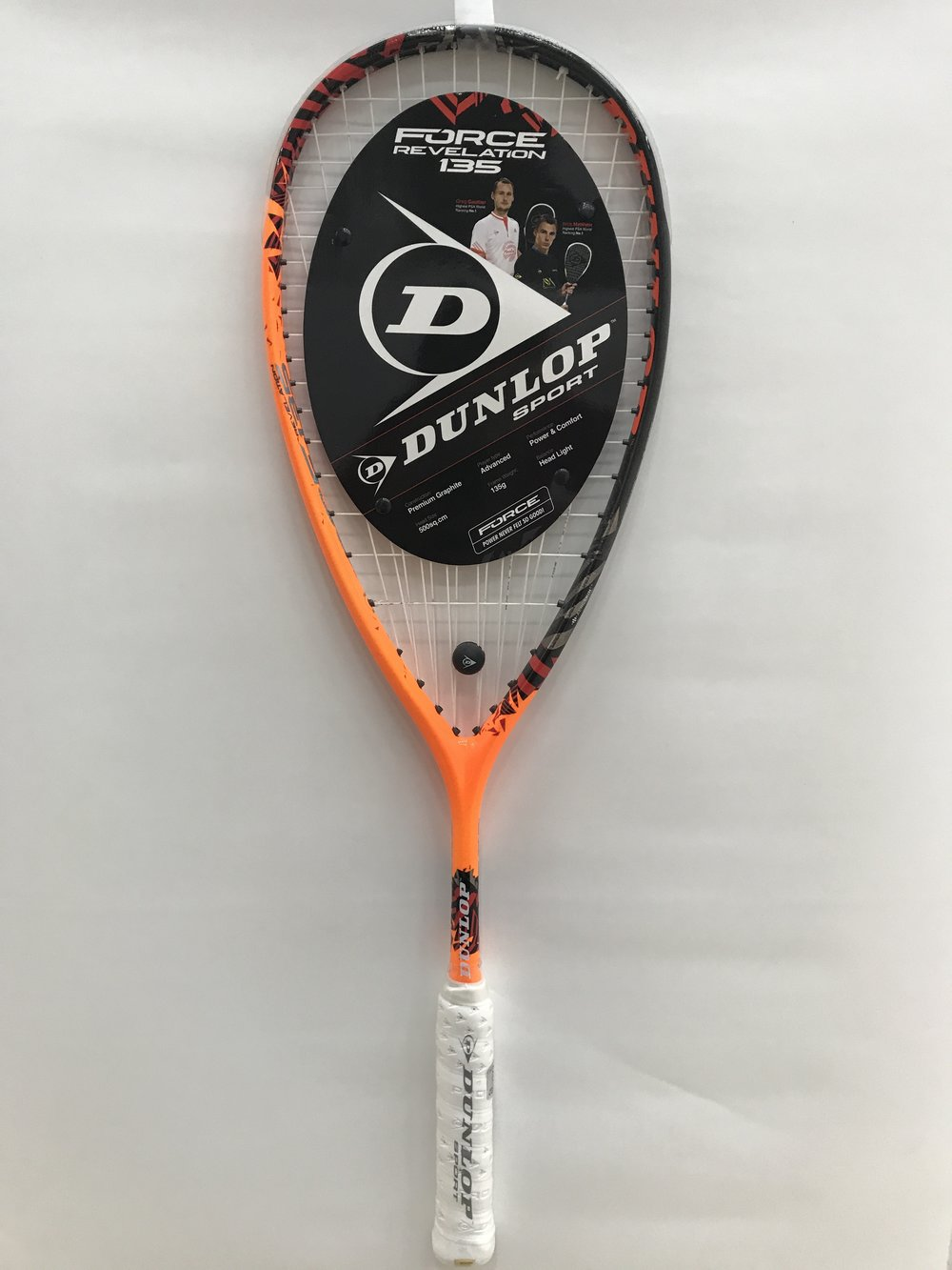 Dunlop Force Revelation 135 ($190)