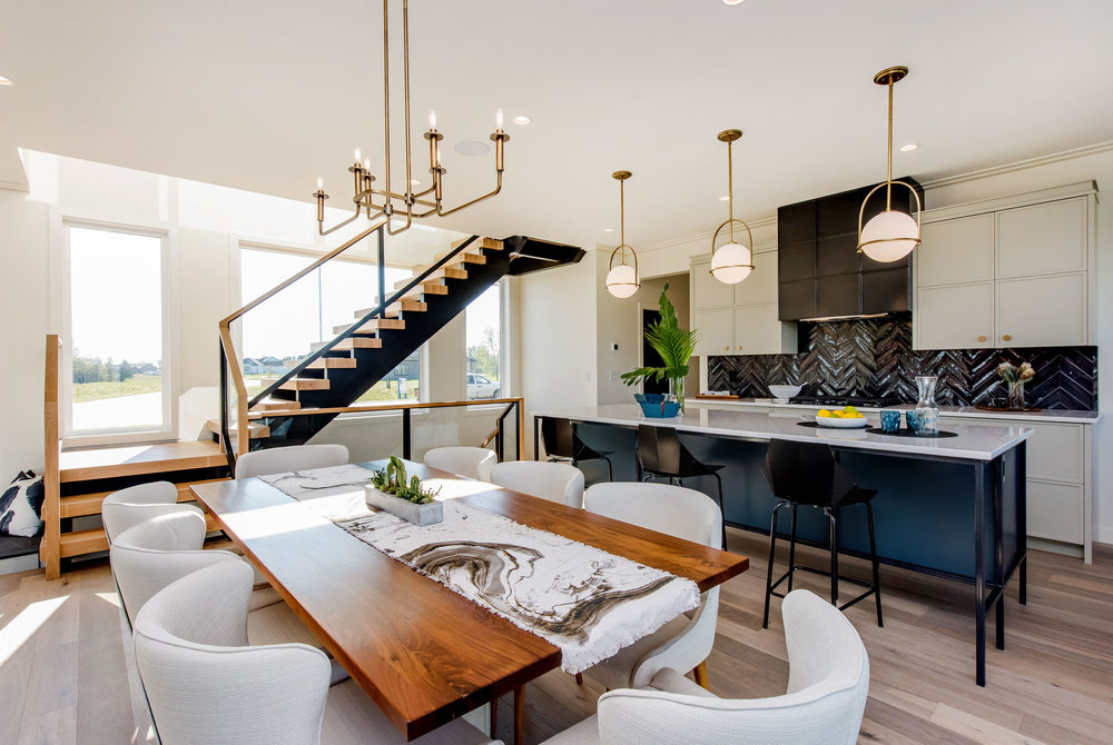 2017 Grand Prize Showhome. Haven Builders, Custom Home ...