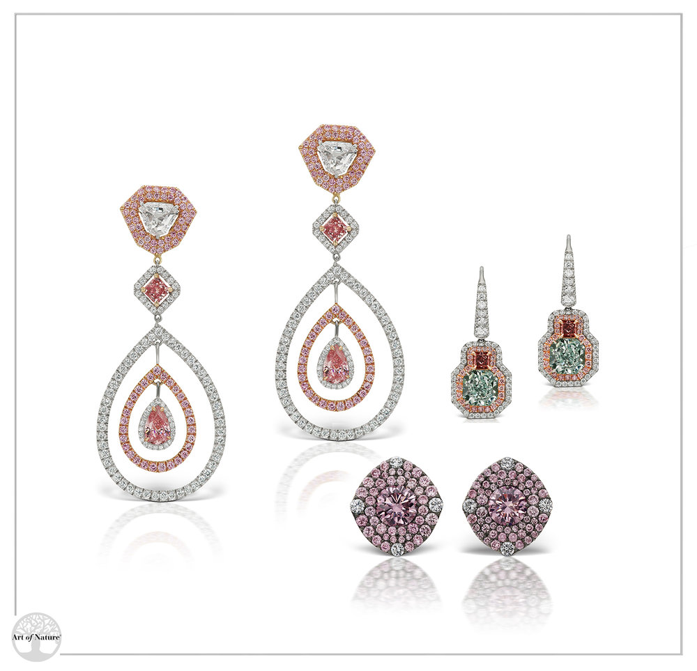 The Scott West Earring collections