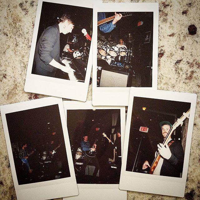 Shake it like a pola-something something . . . . . #polaroid #camera #keys #drums #guitars #bass #shakeit #likeapolaroidpicture #austin #texas #photography #freeweek #thebanisters