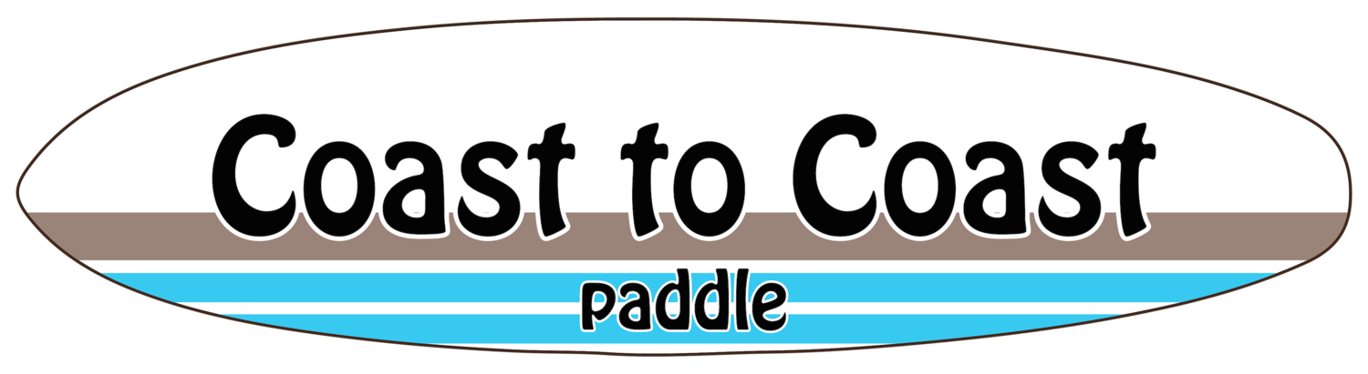 Coast to Coast Paddle
