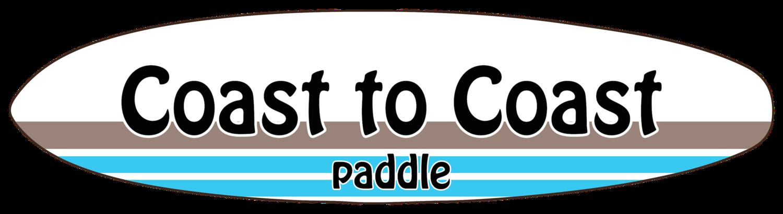 Coast to Coast Paddle