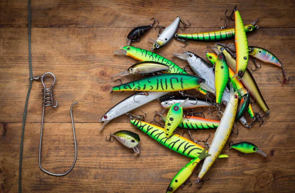 artificial baits/lures