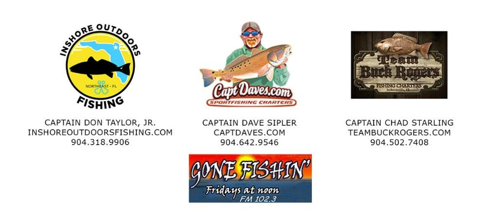 Jax Boat Club Fishing Charter Partners