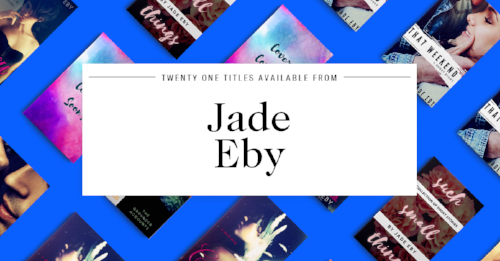 Find a complete list of Jade's Books