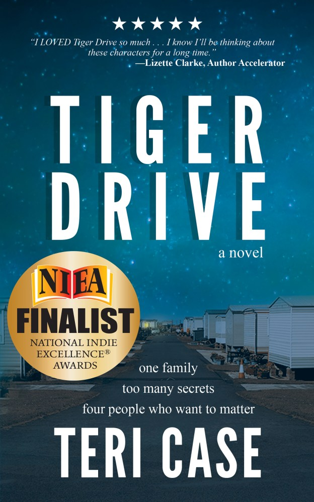 Purchase   Tiger Drive   by Teri Case