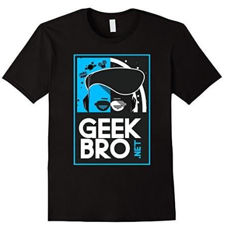 GeekBro (blue) Logo