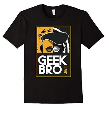 GeekBro (yellow) Logo