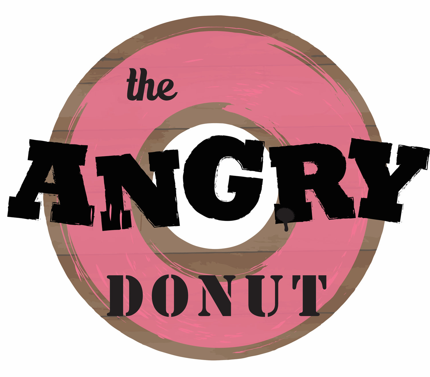 The Angry Donut