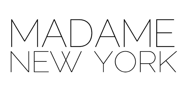 - Madame New York is a luxury shopping service with a curated selection of vintage and modern women's essentials for the boudoir and beyond.