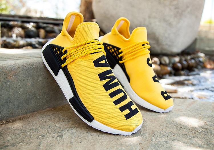 yellow adidas shoes pharrell 624790