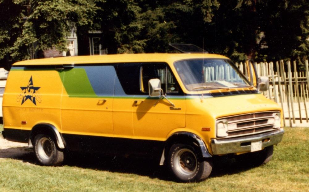 Super Jock N' Jill Van: 1977