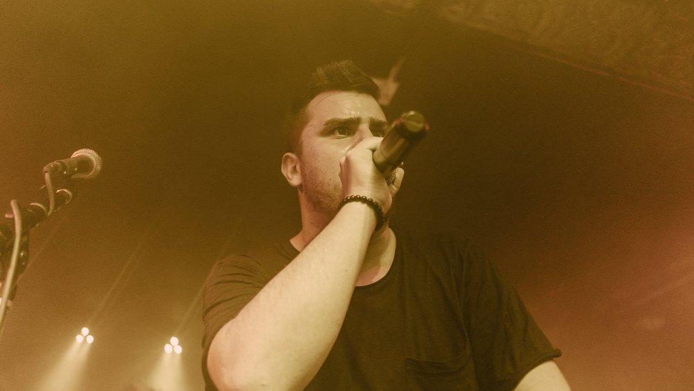 Lead singer, Tyler