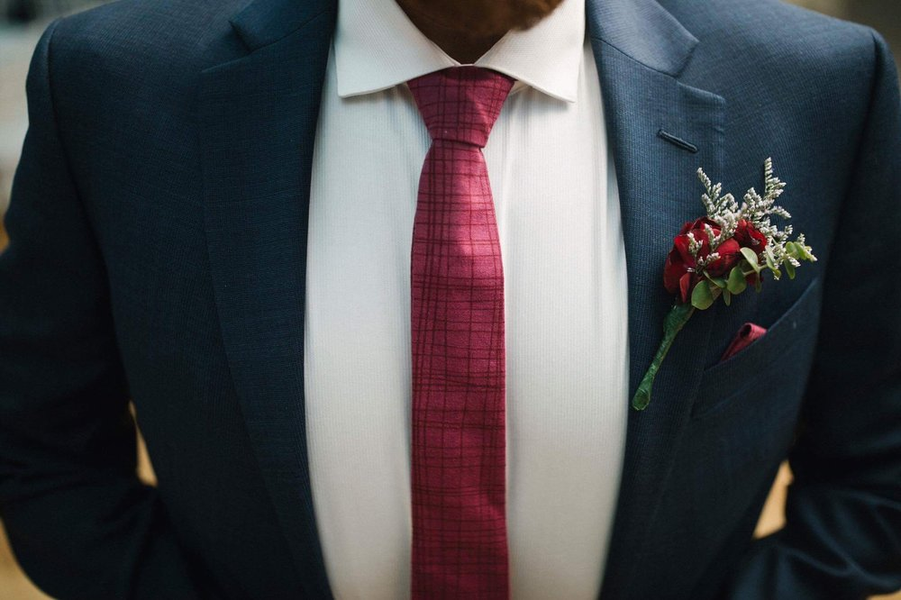 Custom Wedding Ties