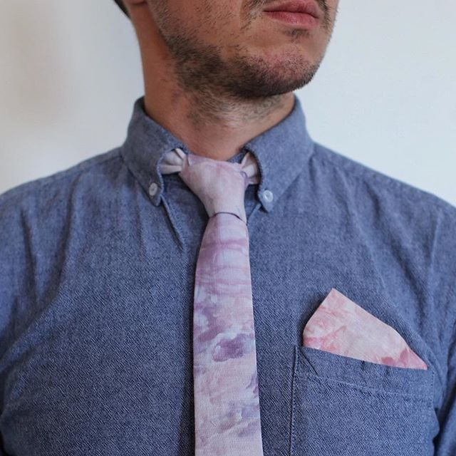 Blush Ice Dye + Floral ties or bow ties are perfect for Easter! Swing by our studio Friday 10-3 or by appointment and fill your Easter baskets with something special!