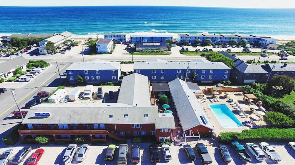 The Perfect Location - Nestled perfectly in between the beach and downtown Montauk,. we are less than 100 feet from the ocean and 100 feet from Main Street. Surrounded by the towns best bars and restaurants, everything you need is at your fingertips.