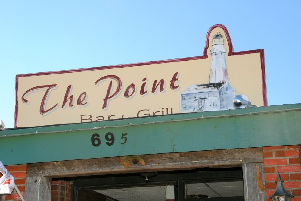 The Point Bar and Grill