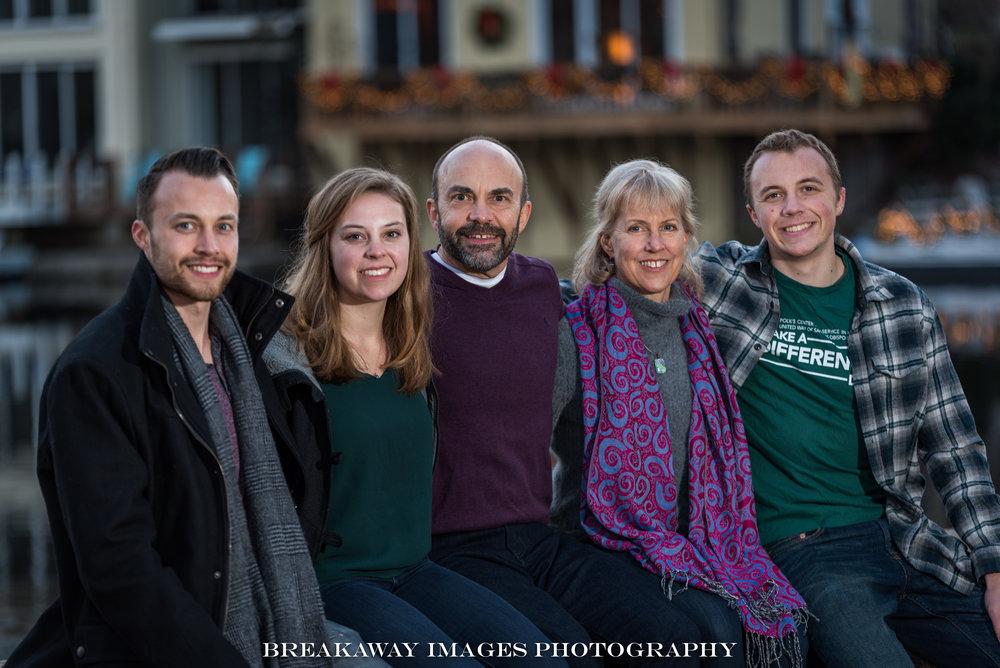 Kim and Bob Shoop and Family