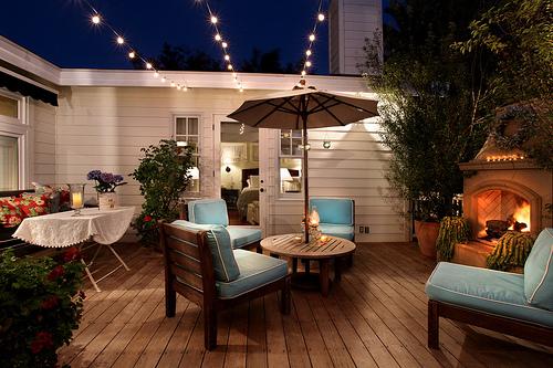 Patio And Deck Lighting Ideas 1000bulbs Com Blog