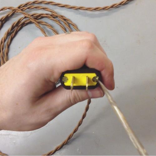 Attaching Plug Terminals