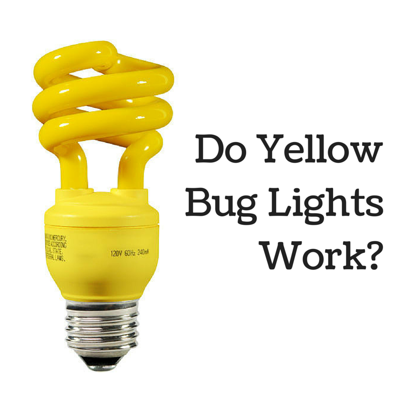 Do Yellow Bug Light Bulbs Work Lighting Blog