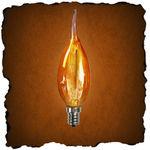 Antique Light Bulb Co. L4085 12.5-Watt Candelabra Base