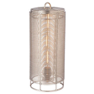 Lazy Susan 626011 Steel Wrapped Wire Table Lamp