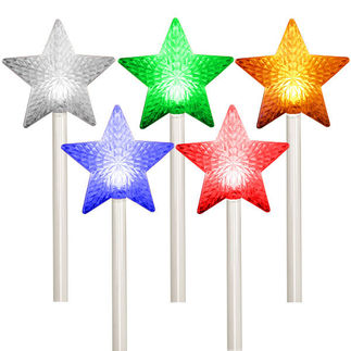 5 Star LED Path Markers