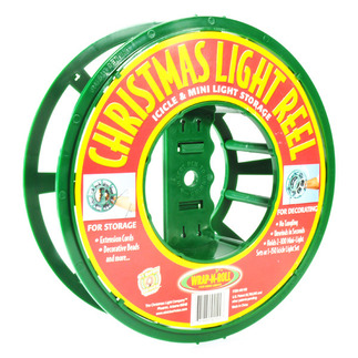 christmas light storage - Christmas Light Storage Reels