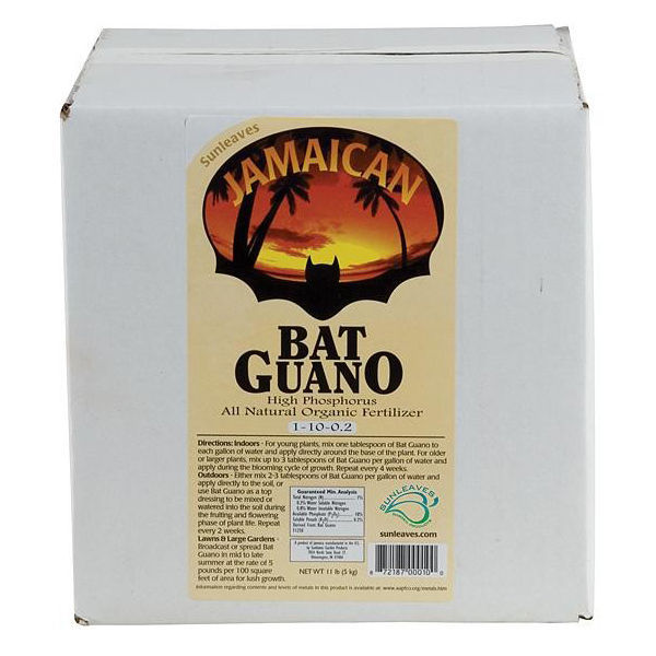 Bat Guano based Organic Fertilizer