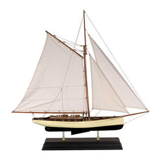 authentic models boat