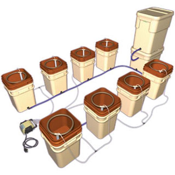 Hydroponics Drip Line System