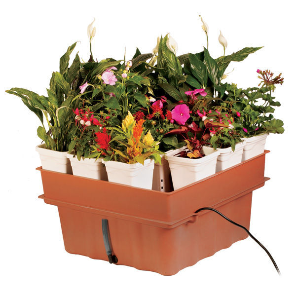 Ebb and Flow Planter System