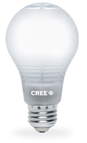 Cree 4FLOW LED Bulb