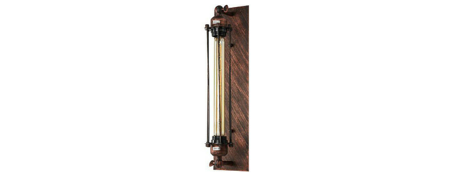 Sunlite 07038-SU - Antique Wall Plate Sconce